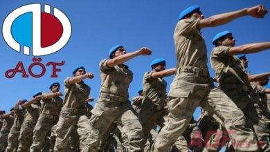 Açıköğretim Öğrencileri İçin Askerlik İşlemleri